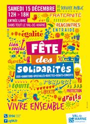 Fête des Solidarités Val de Marne 2012