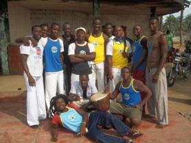 Groupe Nukunu Capoeira