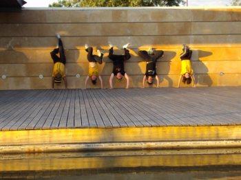 Capoeira Parc des Cormailles Ivry