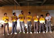 Bateria Capoeira Parc des Cormailles Ivry été 2013