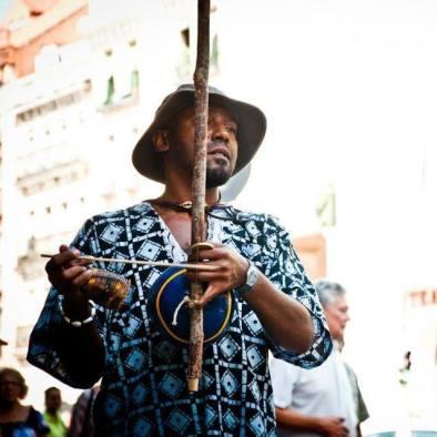 Mestre Dirceu de Angola